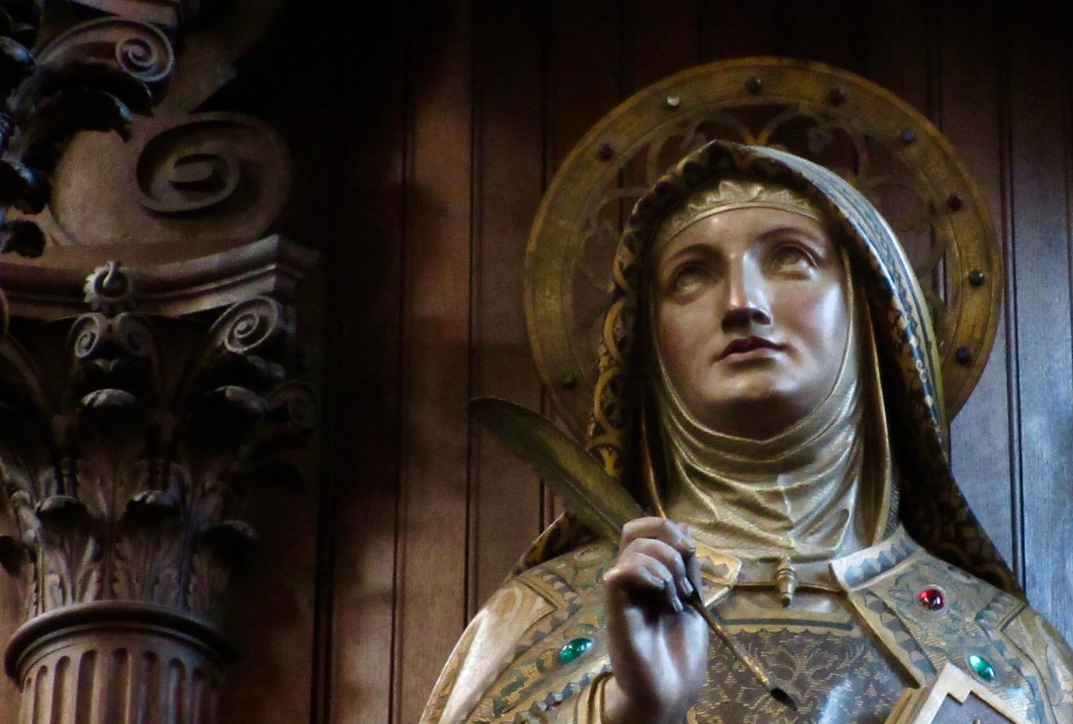 Gebedsavond 5 maart 2020 : teksten van Teresa van Jezus