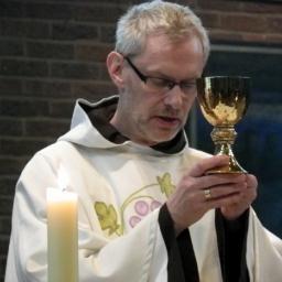 Karmelieten gemeenschap Gent Pater Paul De Bois