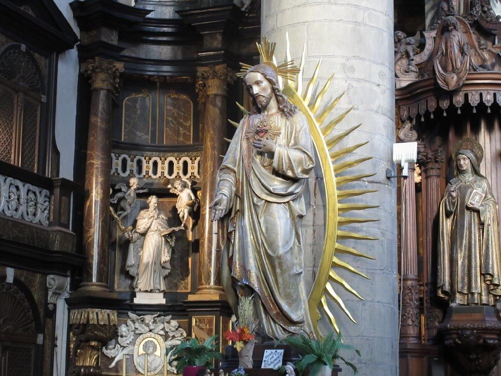Karmelieten gemeenschap kerk Gent