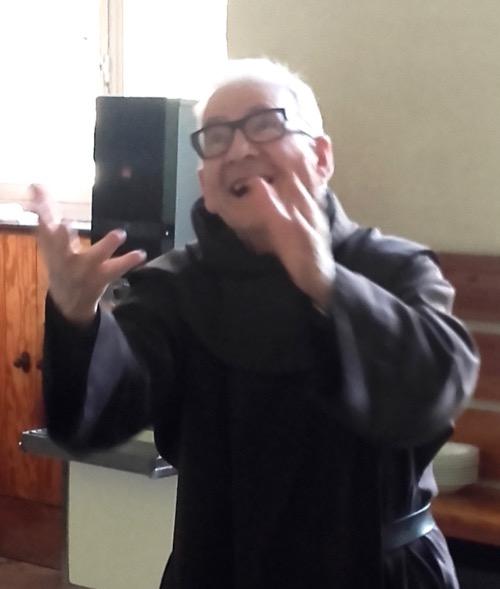 Karmelieten gemeenschap Gent Pater Koen De Meester