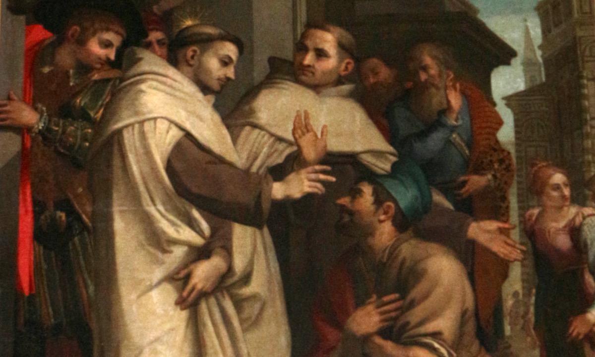 9 januari Heilige Andreas Corsini 1302-1374