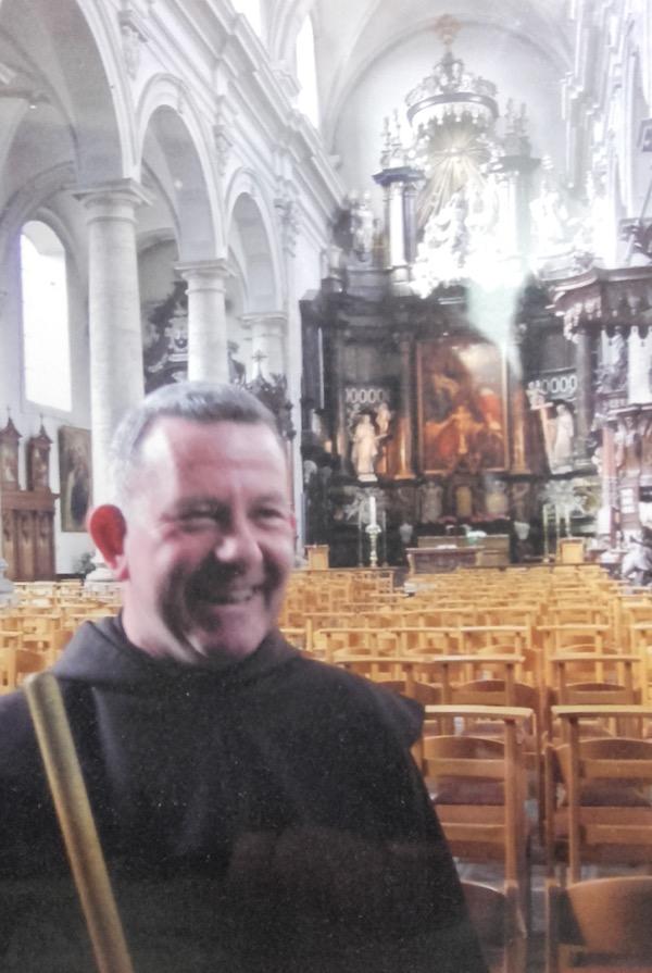 Karmelieten gemeenschap Gent Broeder Rik Stessens