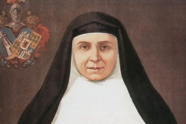 22 mei Heilige Joaquina de Vedruna de Mas 1783-1854