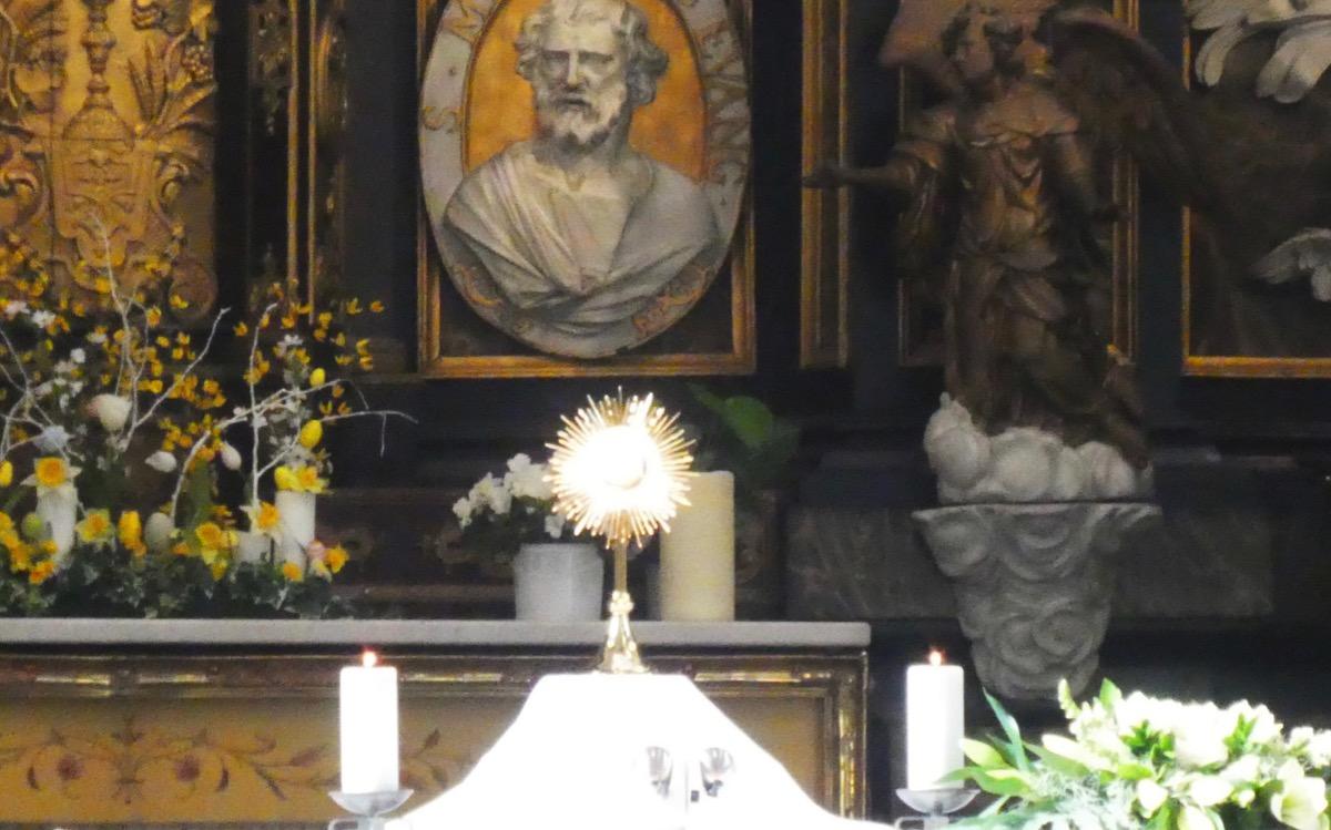 Gebedsteksten Holy Hour 15 mei 2019