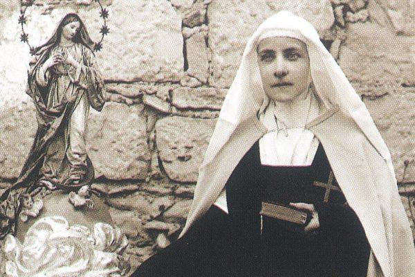 14 juni Zalige Maria Candida dell'Eucaristia 1884-1949