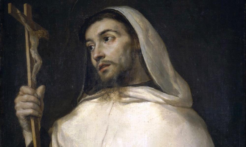 7 augustus Heilige Albertus van Trapani ±1240-1307