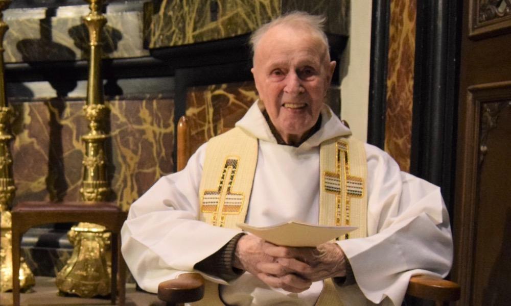 Pater Raf Goemaere OCD 10 september 1925 – 14 augustus 2019