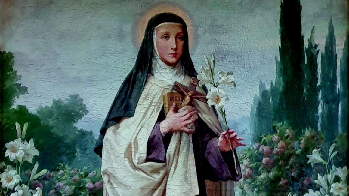 1 september Heilige Teresia Margareta Redi van het Heilig Hart van Jezus 1747-1770