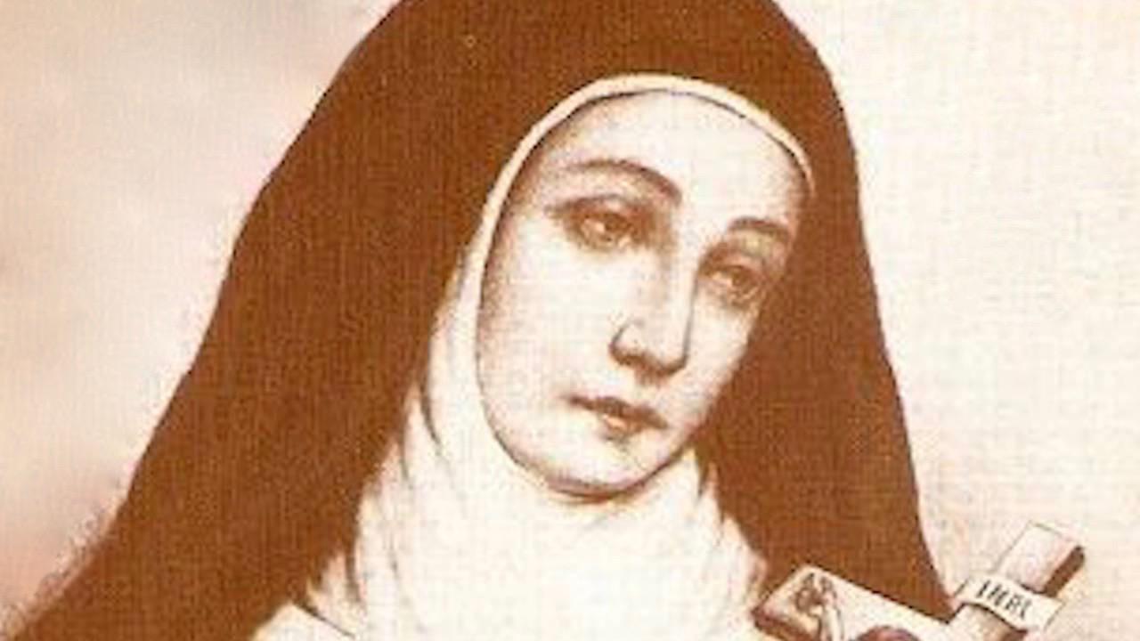 12 september Zalige Maria van Jezus (Lopez de Rivas) 1560-1640