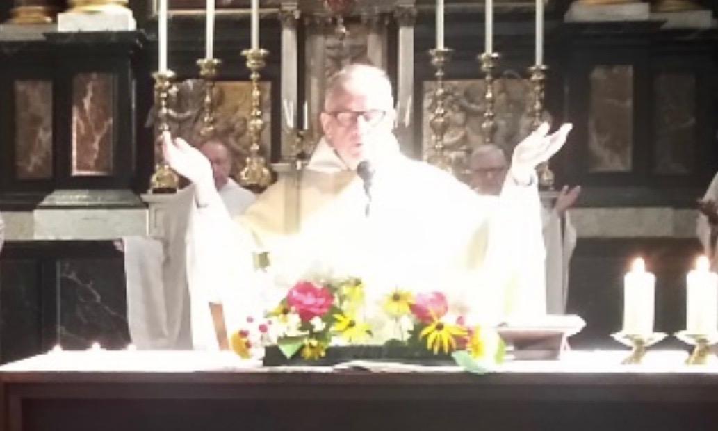 Homilie voor het Gouden Priesterjubileum van Pater Roeland Van Meerssche 22 september 2019