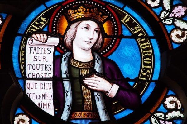 5 november Zalige Françoise d'Amboise 1427-1485
