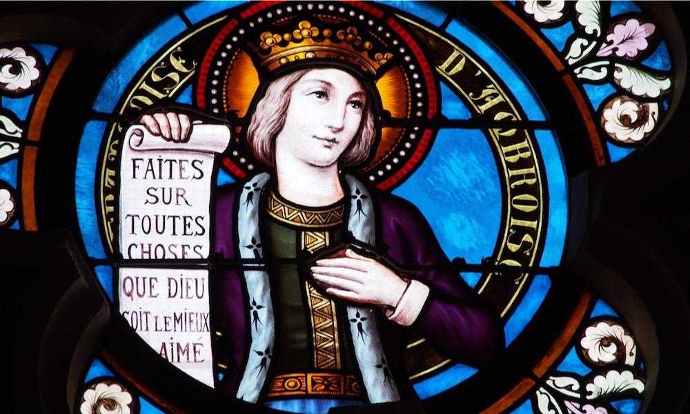 5 november Zalige Françoise van Amboise 1427-1485