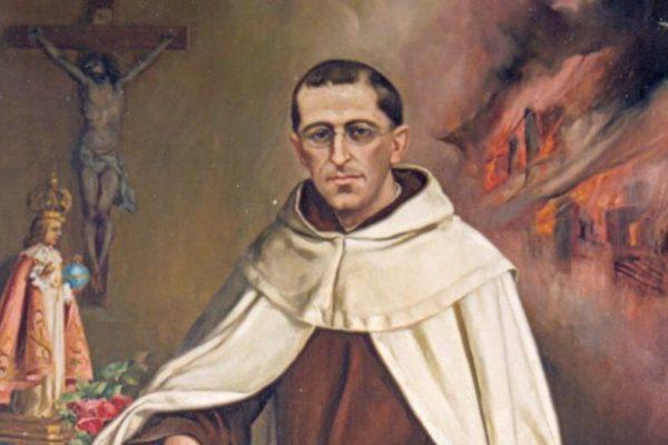 6 november Zalige Eufrasius van het Kind Jezus 1897-1934
