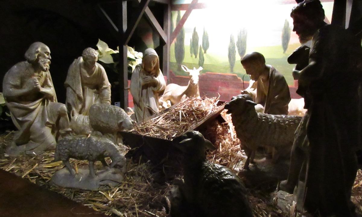 Advent = Hij komt