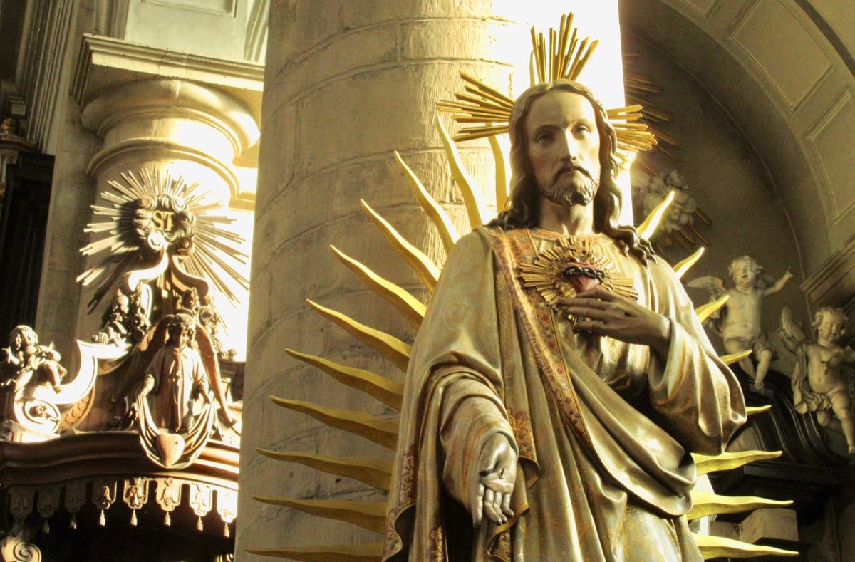 Homilie Pater Piet 22 maart 2020 : 4de zondag van de veertigdagentijd A