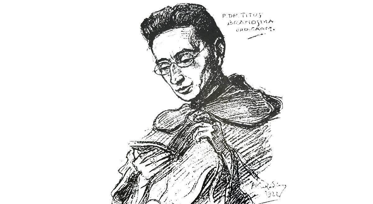 Gebedsavond 6 februari 2020 : teksten van Frère Laurent, Thérèse van Lisieux, Titus Brandsma