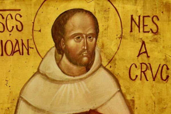 St Jan van het Kruis over verontrusting : ter overweging in deze tijd van epidemie