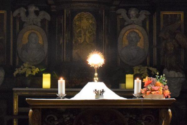 Holy Hour : opnieuw elke woensdagavond om 20u vanaf 8 juli 2020