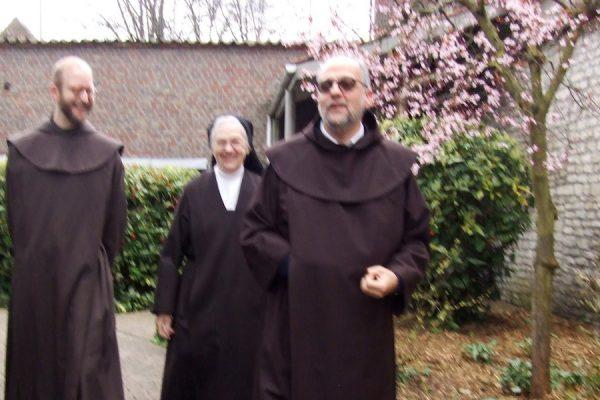 Van onze generale overste Fr. Saverio Cannistrà : Een wens in een tijd van beproeving