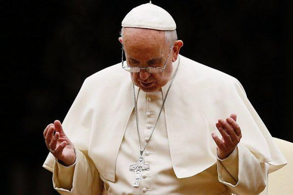 Een boodschap van paus Franciscus bij aanvang van de Goede Week