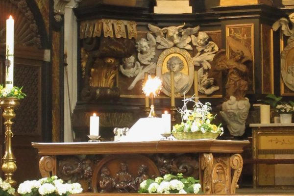 "Gebedsteksten ""Holy Hour"" 8 april 2020"