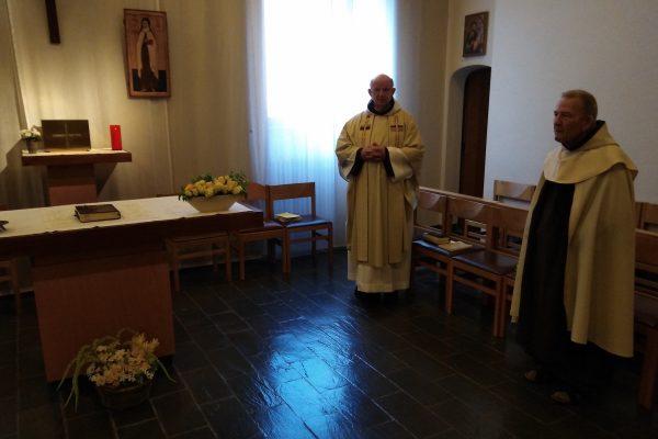 Impressies van Pasen 2020 in onze kloostergemeenschap