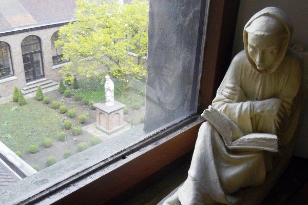 Een inkijk in het karmelietenklooster van Gent. Video deel 1 : Inleiding