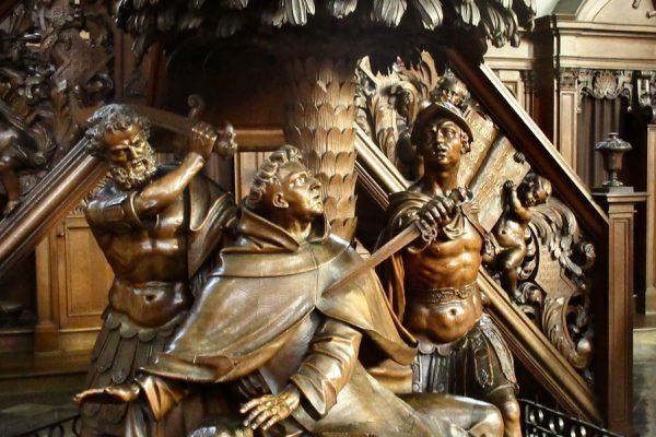 5 mei H. Angelus van Sicilië (ook: H. Angelus van Jeruzalem)1185-1220