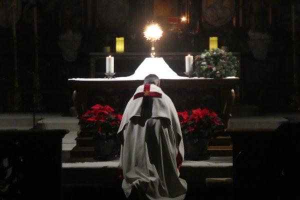 Gebedsteksten 'Holy Hour' 10 juni 2020