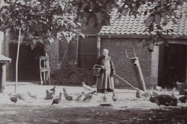 Beelden van Karmel Gent in vroeger dagen
