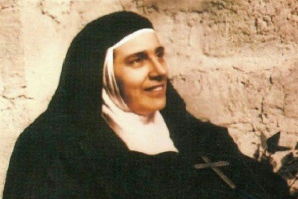 26 juni : Z. Maria Josephina van de Gekruisigde Jezus (Giuseppina Catanea) 1894-1948