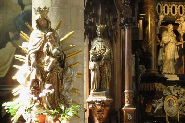 Homilie Pater Paul 16 juli 2020 : Hoogfeest Onze Lieve Vrouw van de Berg Karmel