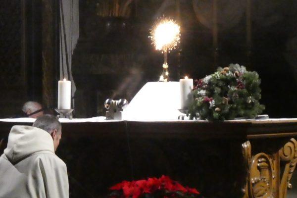 Gebedsteksten 'Holy Hour' 9 december 2020