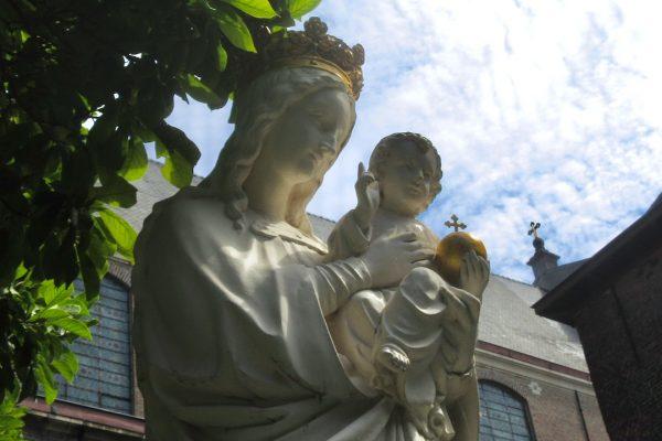 Homilie Pater Paul 15 augustus 2020 : Hoogfeest Maria Ten Hemelopneming