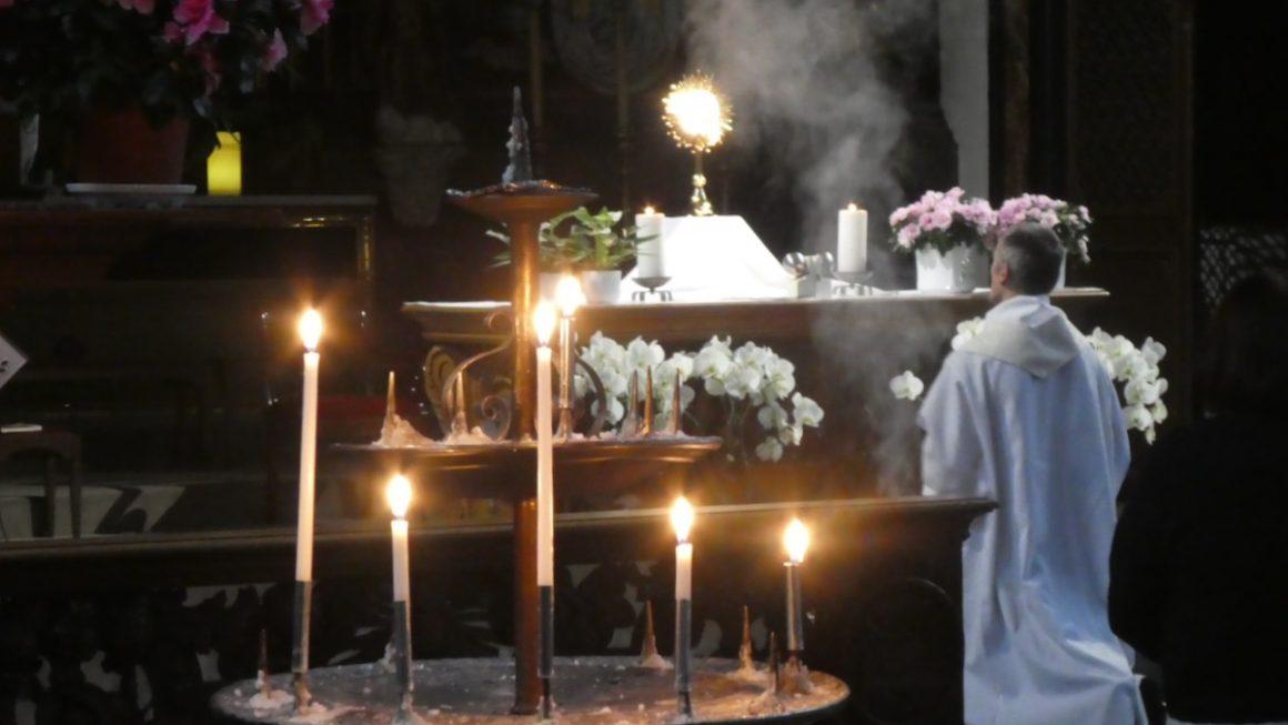 Gebedsteksten 'Holy Hour' 7 april 2021