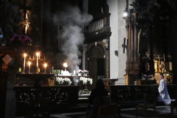 Gebedsteksten 'Holy Hour' 4 november 2020