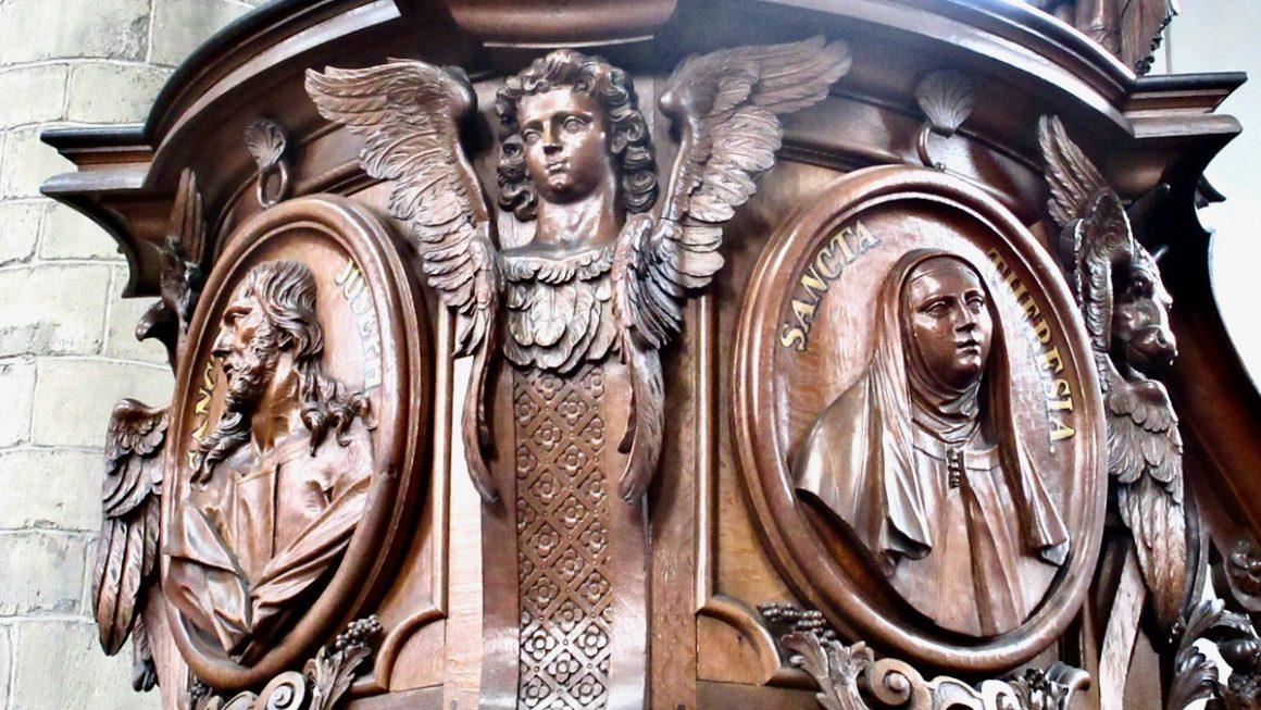 Gebedsavond 7 oktober 2021 : teksten van Teresa van Avila en Thérèse van Lisieux