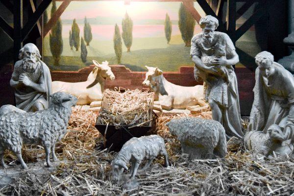Homilie Pater Lukas 20 december 2020 : 4de zondag van de Advent B-cyclus, met voorbeden