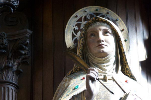 Homilie Pater Lukas 15 oktober 2020 Heilige Teresa van Jezus