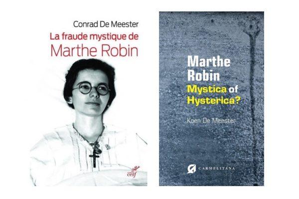Communiqué van Pater Provinciaal Paul De Bois OCD n.a.v. de boeken van Pater Koen De Meester over Marthe Robin