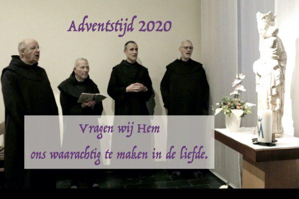 Karmel Gent wenst u een Adventstijd in waakzaamheid en verwachting