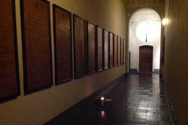 Op 15 november gedenken we alle overledenen van onze orde
