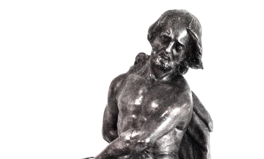 Naakt ben ik geboren en naakt zal ik teruggaan : In gesprek met Alfons Kroese ocd