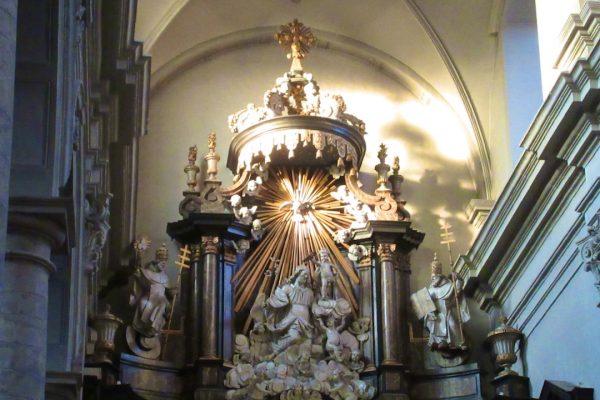 Homilie Pater Lukas 29 november 2020 : 1ste zondag van de Advent B-cyclus