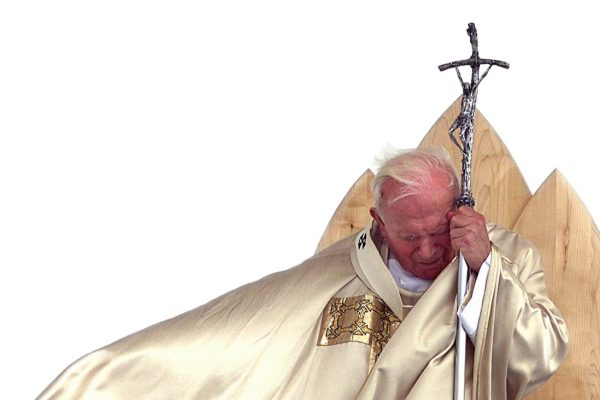 Paus Johannes-Paulus II over Johannes van het Kruis, 4 november 1982