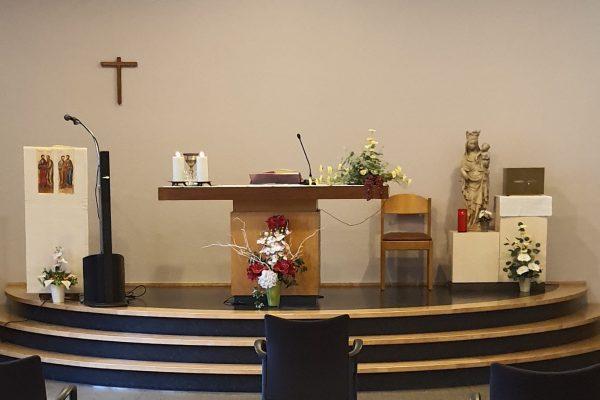 Homilie Pater Paul 1 november 2020 : Hoogfeest van Allerheiligen