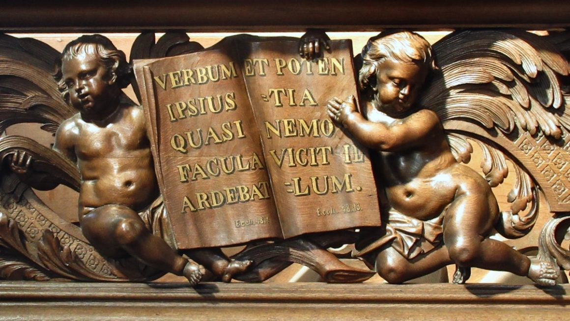 Homilie Pater Paul 24 januari 2021 : 3de zondag door het jaar B, Zondag van het Woord