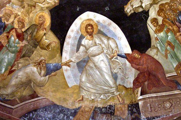 Homilie Pater Paul 3 april 2021 : Paaswake