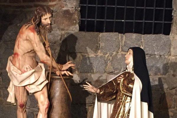 """Goede Vrijdag, met Teresa van Avila  """"Kijk naar de Gekruisigde"""""""