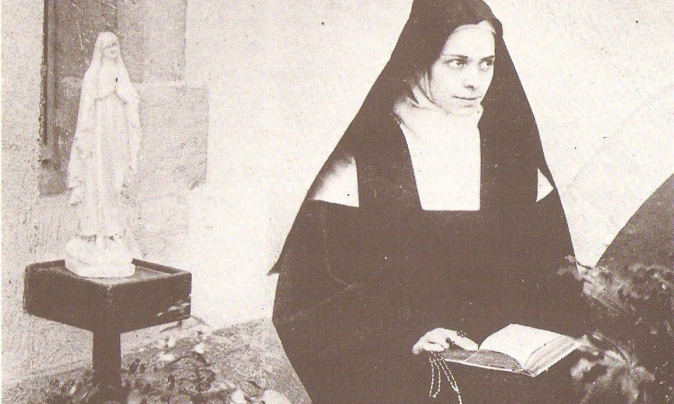 'Gebedsavond' 1 april 2021 : teksten van H. Elisabeth van de Drieëenheid